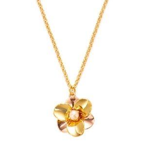 NEW Kate Spade Pick a Posy Pendant Necklace